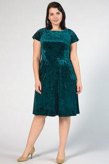 """Платье """"СКС"""" 2917 (Изумрудный)"""