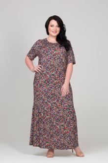 """Платье """"Клео"""" Intikoma (Мультицвет)"""