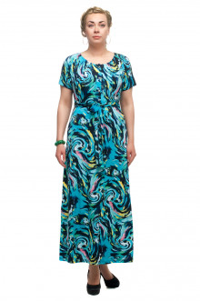 "Платье ""Олси"" 1705047/1 ОЛСИ (Голубой)"